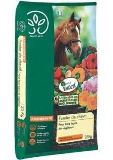 Fumier cheval 25kg gv