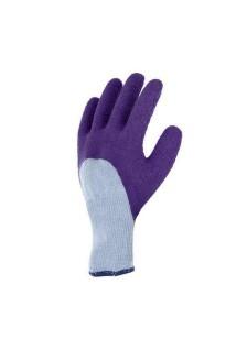 gants rosier violet