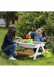 Table Picsand Enfant Bois