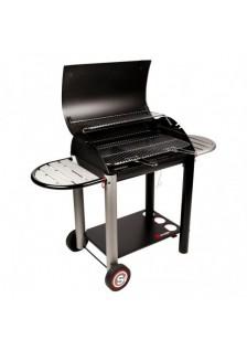 Barbecue vulcano charbon