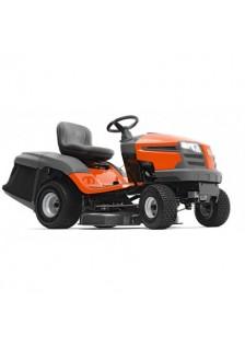 Tracteur de pelouse -...