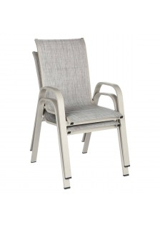 Fauteuil absolu taupe