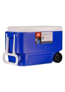 Glaciere wheelie cool 38 bleu