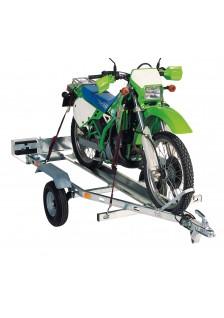Remorque moto mono PM 2.55X1.2