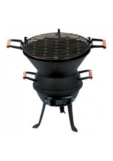 Barbecue style potin