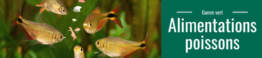 Alimentations poissons