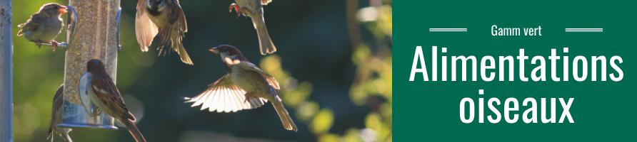 Alimentations oiseaux